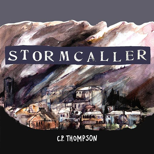 stormcaller Clare Thompson