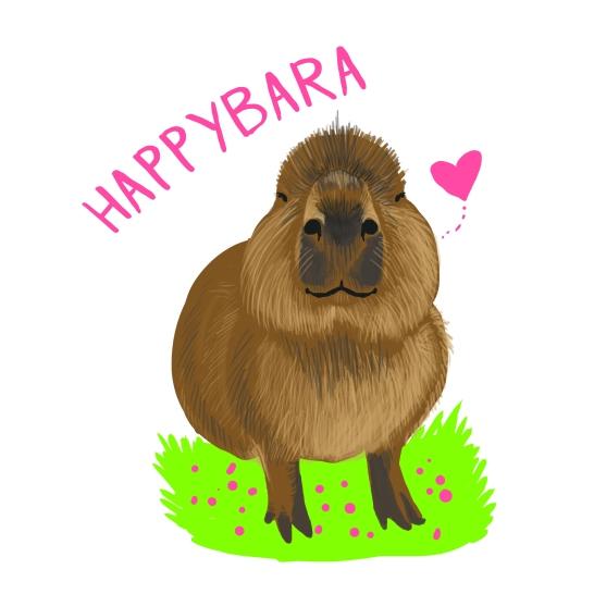 Happybara